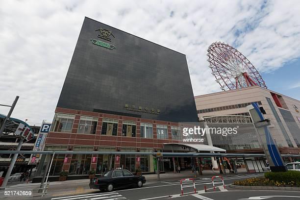 鹿児島中央駅である - 鹿児島県 ストックフォトと画像