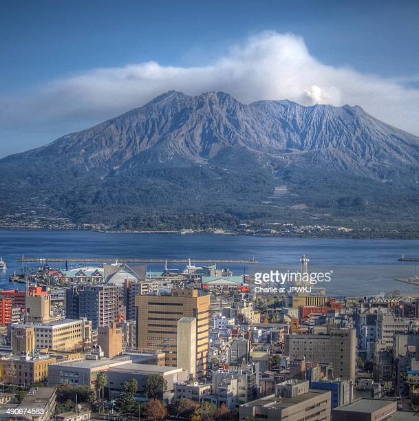 kagoshima - 鹿児島県 ストックフォトと画像