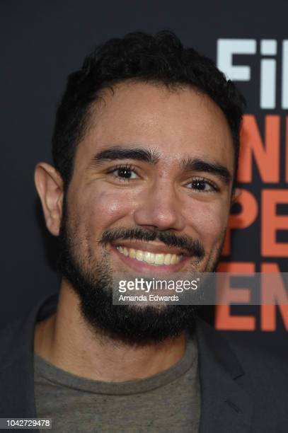 """Kahlil Maskati attends the Closing Night Screening of """"Nomis"""" during the 2018 LA Film Festival at ArcLight Cinerama Dome on September 28, 2018 in..."""