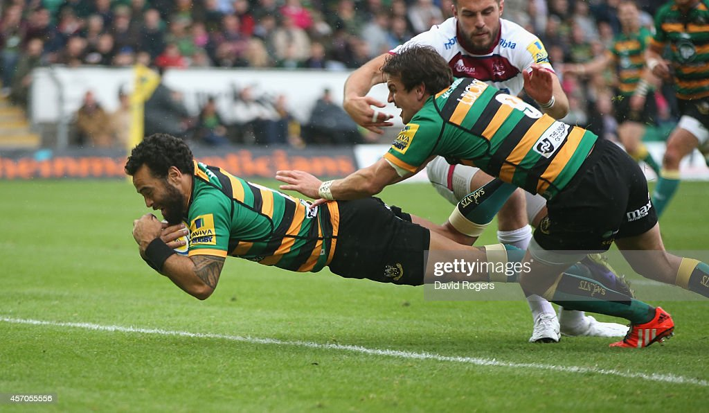 Northampton Saints v Sale Sharks - Aviva Premiership