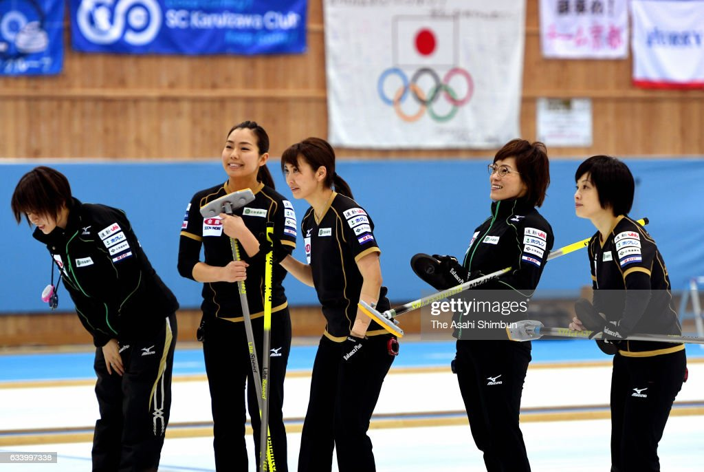 34th All Japan Curling Championships - Day 7