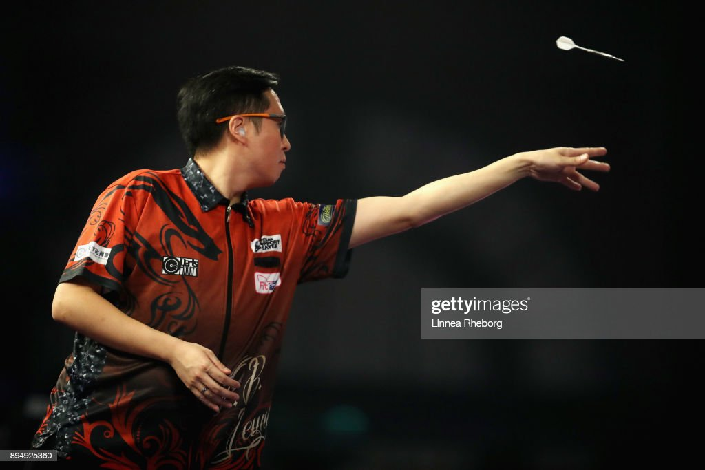 2018 William Hill PDC World Darts Championships - Day Five