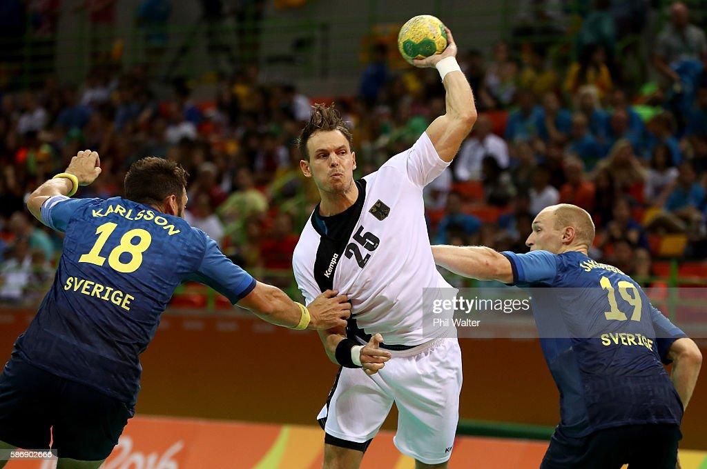 Handball - Olympics: Day 2