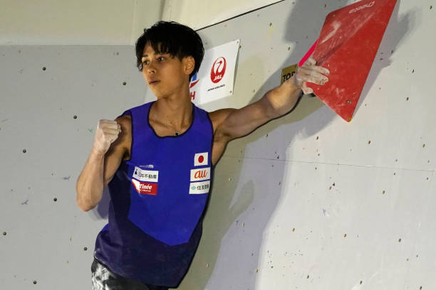 JPN: IFSC Climbing World Championships - Day 9: Combined Men's Qualification