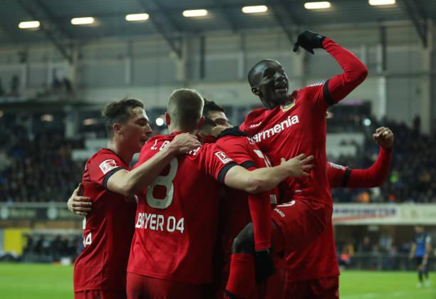 DEU: SC Paderborn 07 v Bayer 04 Leverkusen - Bundesliga