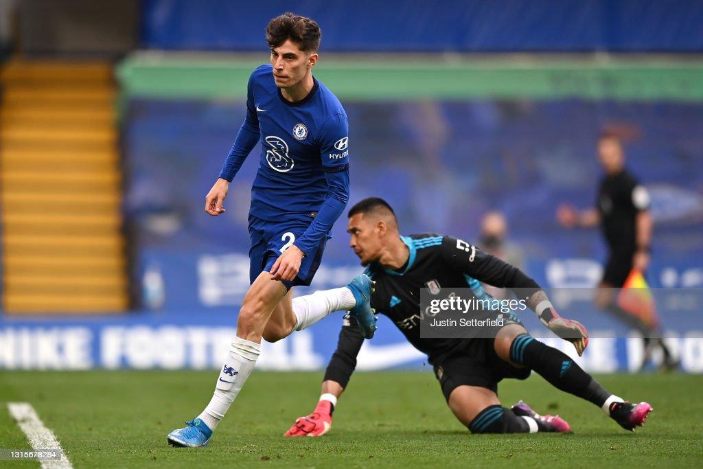 Chelsea v Fulham - Premier League : News Photo