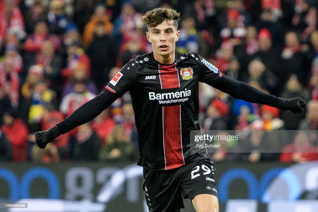 1. FSV Mainz 05 v Bayer 04 Leverkusen - Bundesliga : Nachrichtenfoto