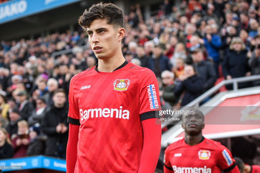Bayer 04 Leverkusen v Eintracht Frankfurt - Bundesliga : News Photo