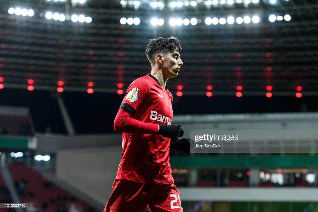 Bayer 04 Leverkusen v 1. FC Union Berlin - DFB Cup : News Photo