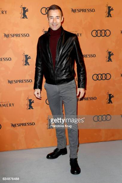 Kai Pflaume attends the Audi Berlinale Brunch during the 67th Berlinale International Film Festival on February 12 2017 in Berlin Germany