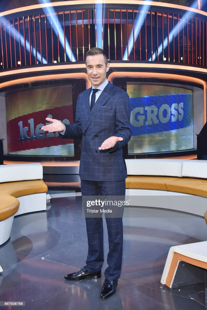 'Klein gegen Gross - Das unglaubliche Duell' TV Show Photo Call