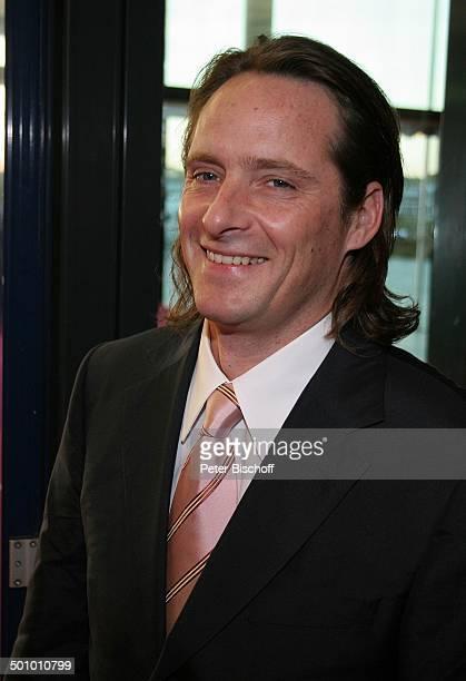 Kai Roeffen Ehemann von Fauke Ludowig SAT1Gala Deutscher Fernsehpreis 2005 Köln Deutschland PNr 1246/2005 Coloneum Promi TR Foto PBischoff/FTP/...