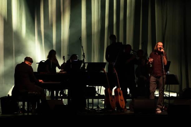 DEU: Gisbert zu Knyphausen And Kai Schumacher Perform In Berlin