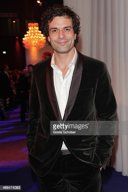 Kai Schumann attends the after show party of Goldene Kamera 2014 Hangar 7 at Tempelhof Airport on February 1 2014 in Berlin Germany