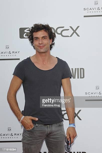 Kai Schumann Bei Der Mediterranean Fashion Night Von Camp David In Berlin 070711