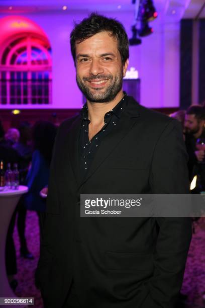 """Kai Schumann during the Movie Meets Media """"MMM"""" event on the occasion of the 68th Berlinale International Film Festival at Hotel Adlon on February..."""