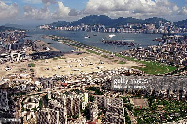 Kai tak in all it's glory