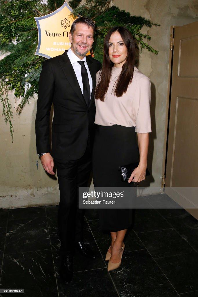 Veuve Clicquot Business Woman Award 2017 : News Photo