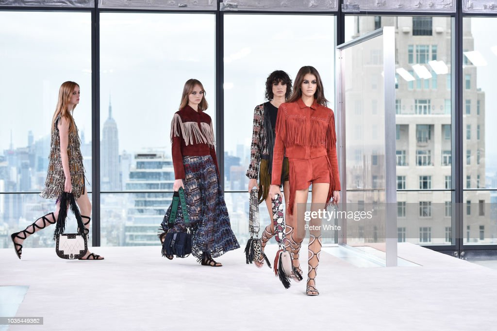 Longchamp - September 2018 - New York Fashion Week : ニュース写真