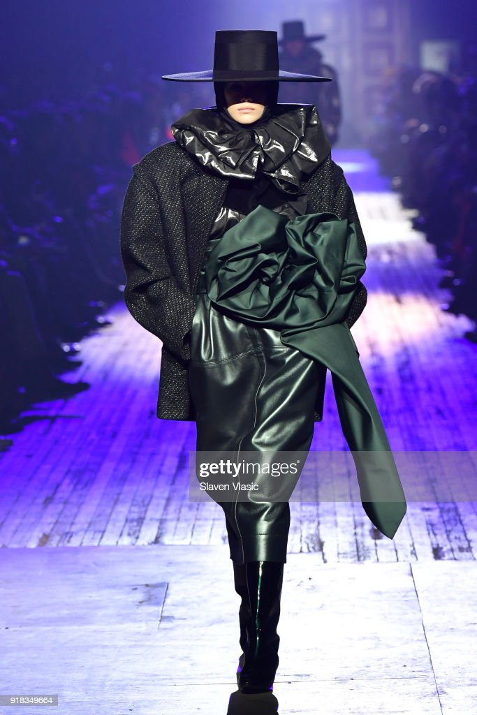 Marc Jacobs Fall 2018 Show