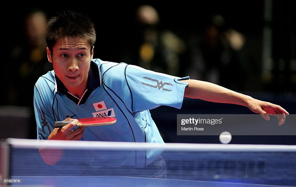 2006 Liebherr World Team Table Tennis Championships - Day 1