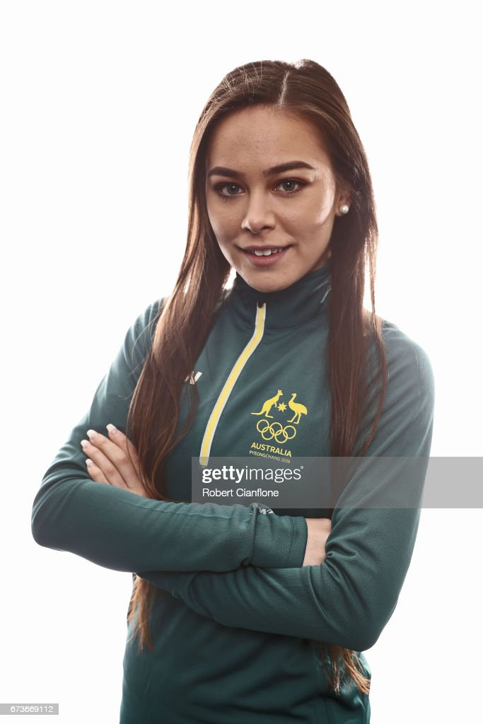 2018 Australian Winter Olympic Team Portraits