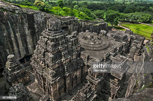 Kailasa Temple, Ellora Caves