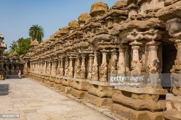 Kailasanathar Shiva Temple, Kanchipuram, Tamil Nadu, India