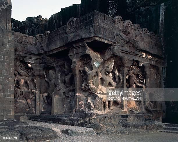 Kailasanathar Temple Hindu Cave 16 Ellora Maharashtra India 5th7th century