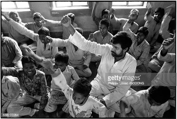 kailash satyarthi - laureate stock pictures, royalty-free photos & images