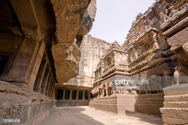 Kailash temple in Ellora caves