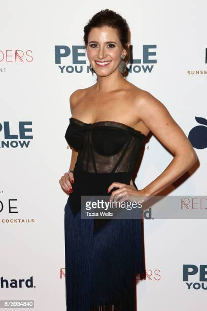 Kaily Smith Westbrook at the premiere of The Orchard's 'People You May Know' at The Grove on November 13 2017 in Los Angeles California