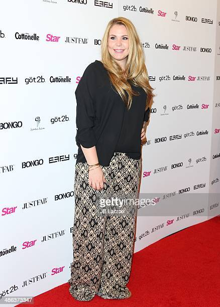 Kailyn Lowry attends the Star Magazine's Annual Hollywood Rocks event on April 23 2014 in Hollywood California