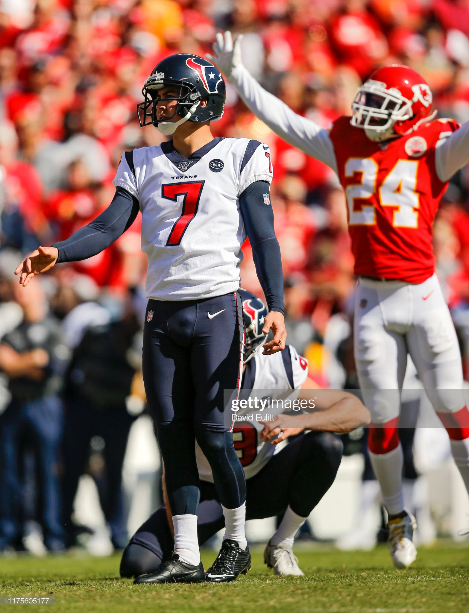 Houston Texans vs Kansas City Chiefs : News Photo