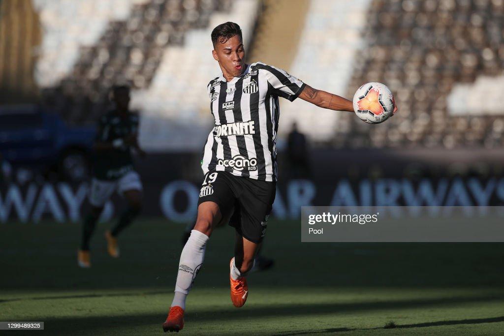 Palmeiras v Santos - Copa CONMEBOL Libertadores 2020 Final : News Photo