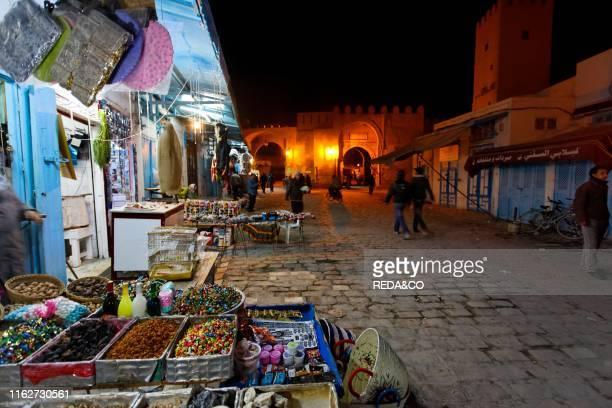 Kairouan. Medina. Tunisia. North Africa.