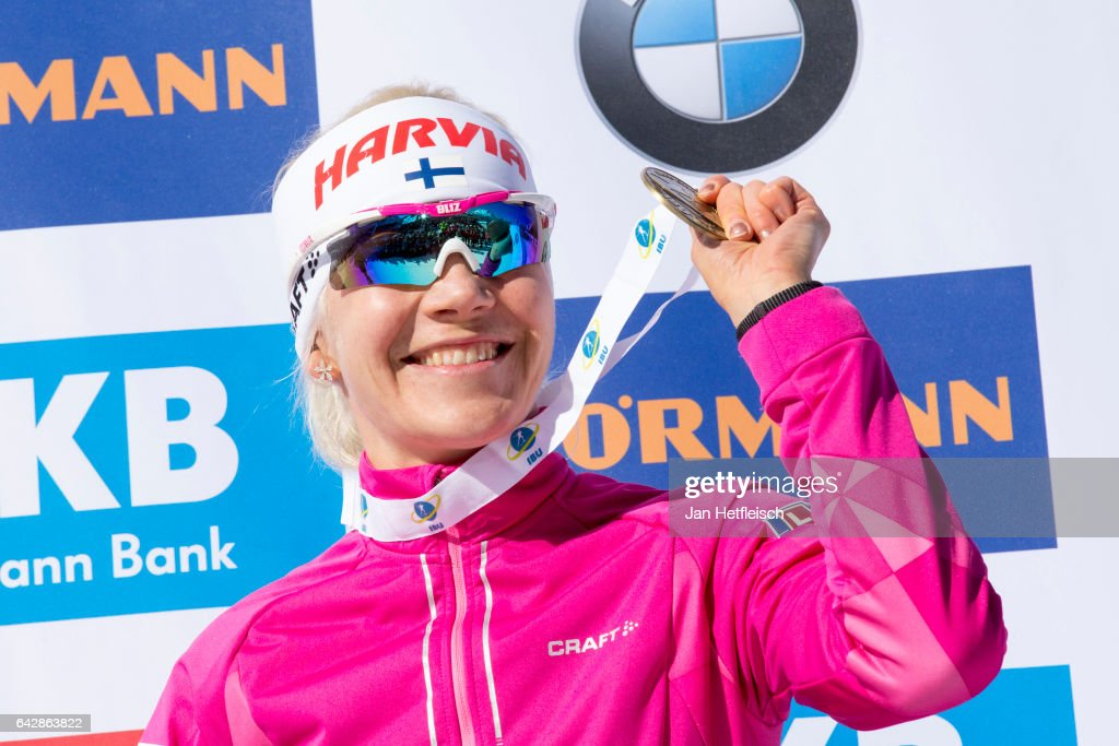 IBU World Championship Biathlon 2017 - Day 12 : News Photo
