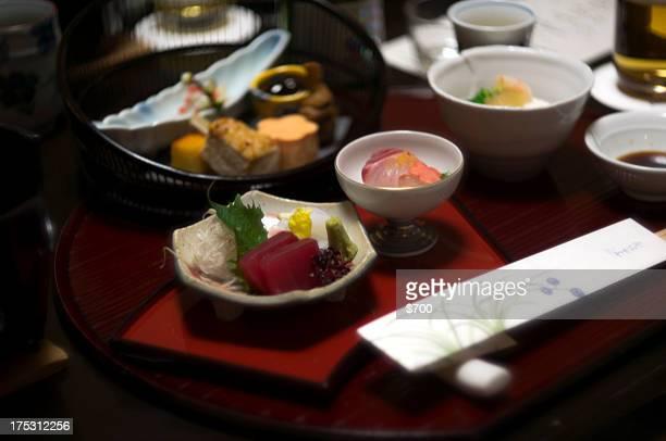Kaiseki cuisine Sashimi Japan