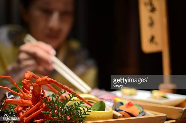 Kaiseki Cuisine, Shirahama, Wakayama