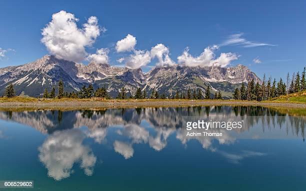 Kaiser Mountains, Tyrol, Austria, Europe