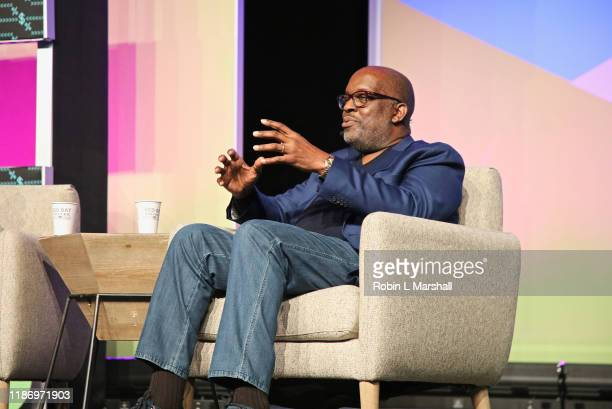 Kaiser Permanente CEO Bernard Tyson attends AfroTech 2019 at Oakland Marriott City Center on November 09 2019 in Oakland California