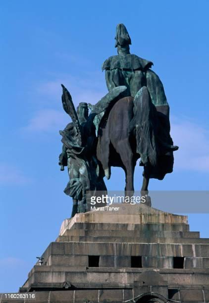Kaiser Wilhelm Monument in Koblenz