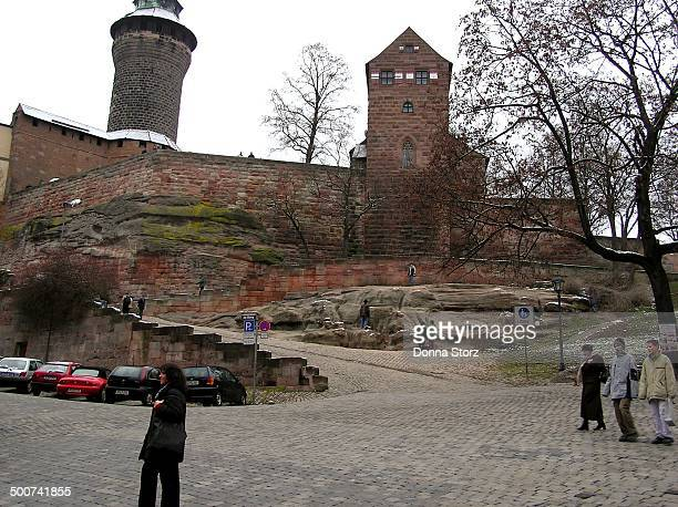 CONTENT] Kaiserburg is up on a hill above Nurnberg During the middle ages it served as a home of the Holy Roman Emperors