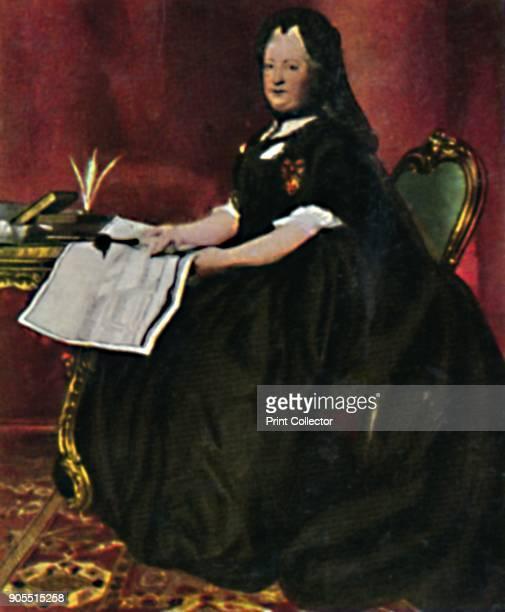 'Kaiserin Maria Therestia 1717-1780', 1934. Maria Theresa Walburga Amalia Christina , was the only female ruler of the Habsburg dominions and the...