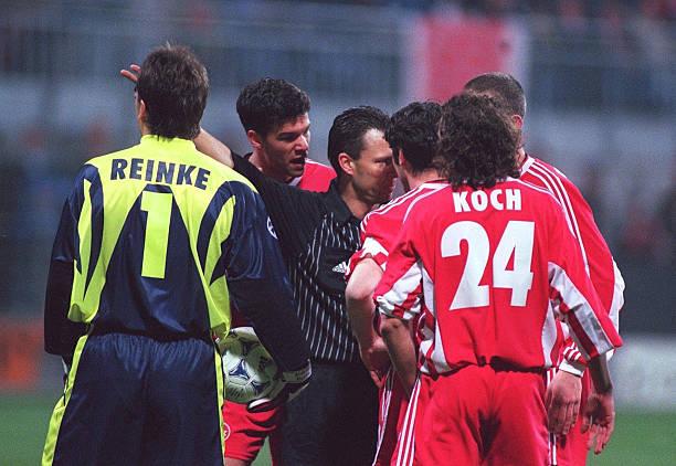 League 98 99 viertelfinale kaiserslautern 1 pictures for Koch fc bayern