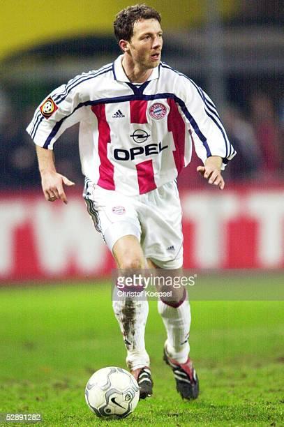 POKAL 01/02 Kaiserslautern 1 FC KAISERSLAUTERN FC BAYERN MUENCHEN 35 nE Thomas LINKE/BAYERN