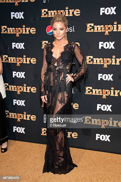 Kaitlin Doubleday attends the Empire Series Season 2 New York Premiere at Carnegie Hall on September 12 2015 in New York City