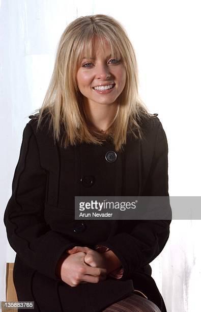 Kaitlin Doubleday during 2004 Sundance Film Festival Portraits Home of Phobia Cast Ryan Shiraki Sam Huntington and Kaitlin Doubleday on 1/17/04 at...