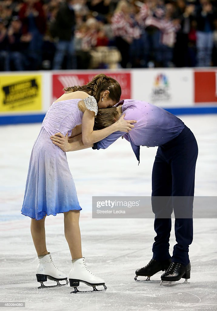2015 Prudential U.S. Figure Skating Championships - Day 3