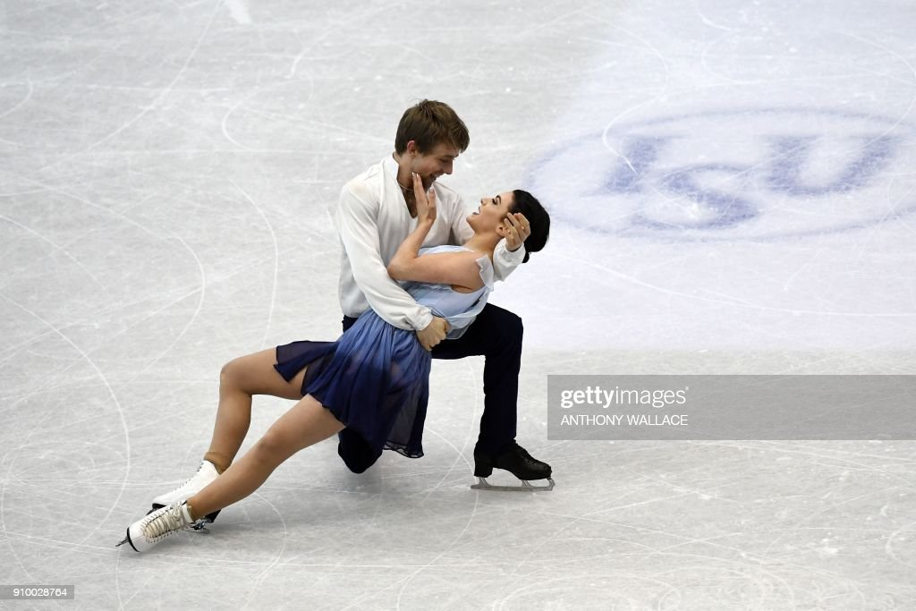 ISU Four Continents figure skating championships in Taipei